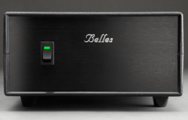 Belles Soloist Phono & Signature Stage Amplifiers