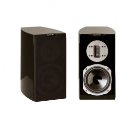 Quadural Chromium Speakers