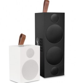 Quadural Speakers